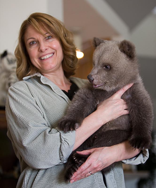 Susan's new Teddy Bear